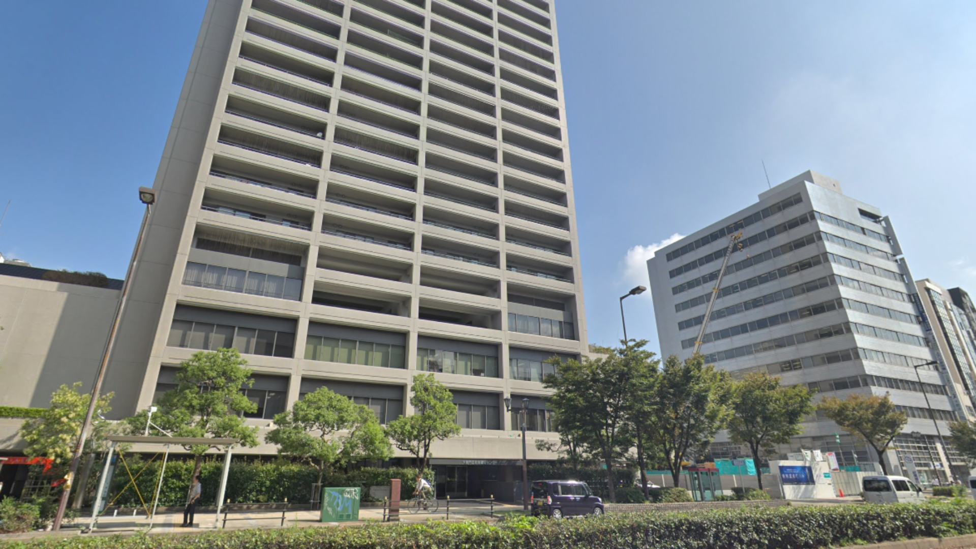 大阪市立社会福祉センター